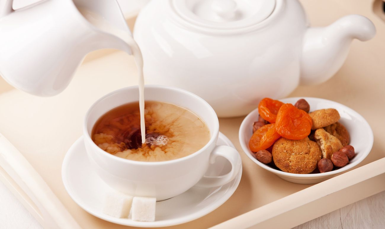 чай с молоком для похудения рецепт отзывы