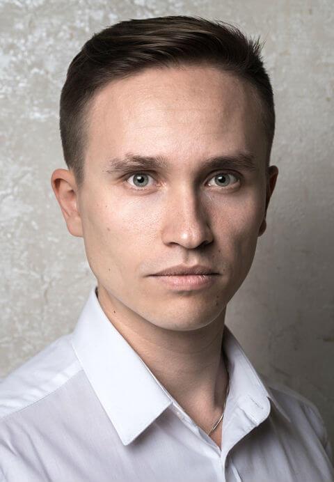 Юдин Дмитрий Константинович