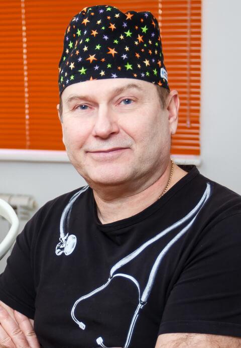 Березин Павел Николаевич