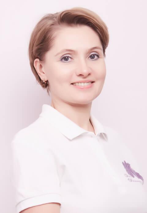 Плюснина Анна Владимировна