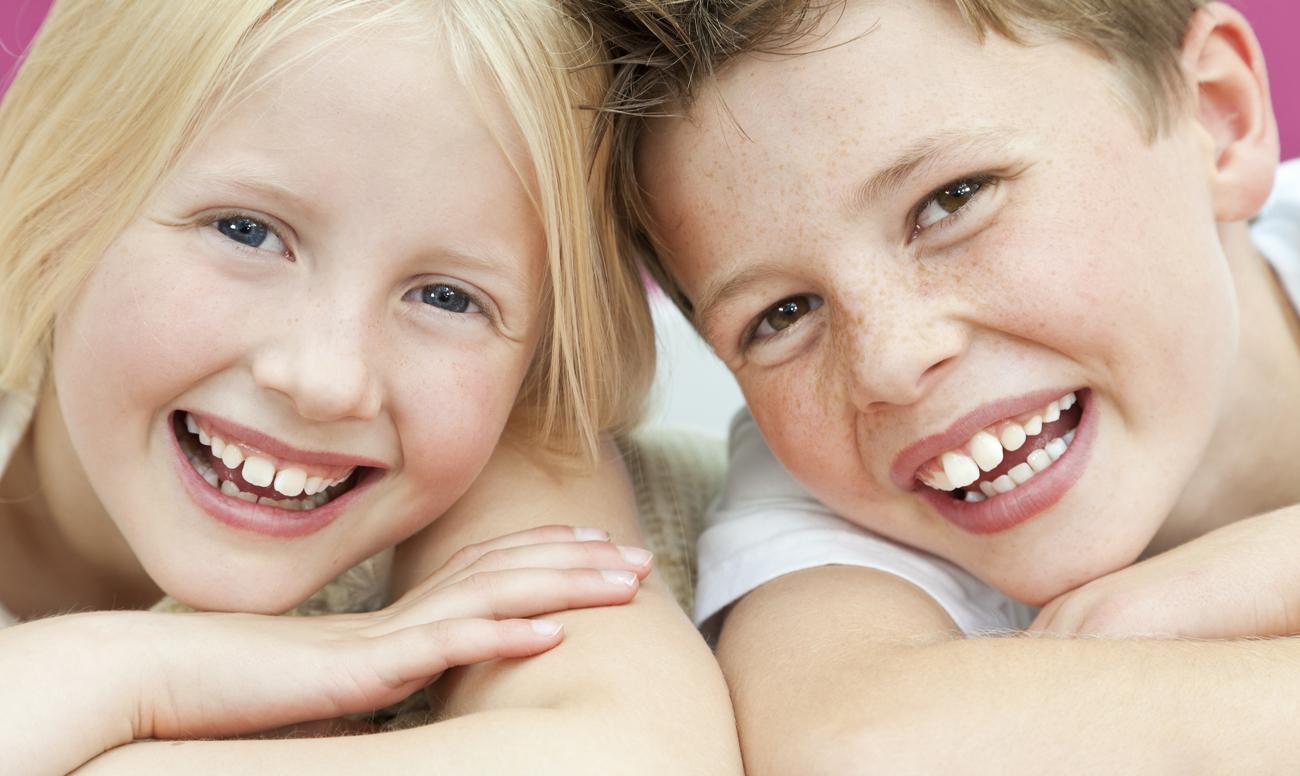Картинка красивая улыбка детская