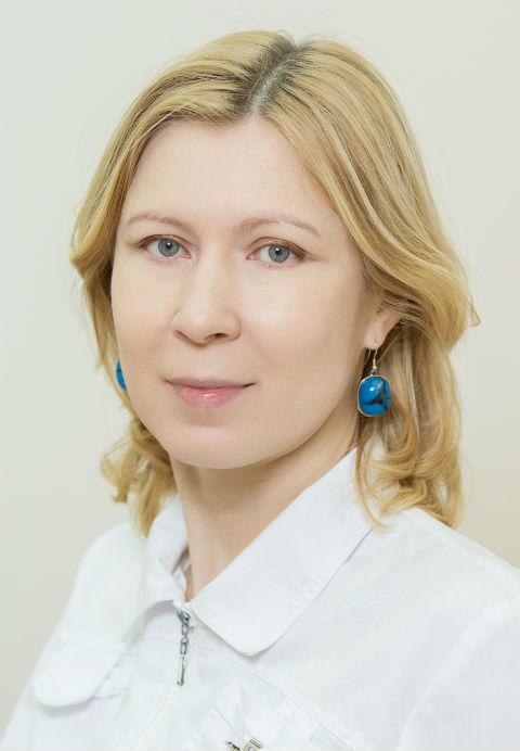 Прокопьева Надежда Эдуардовна