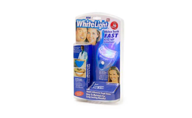 Фото подделки системы отбеливания зубов White Light