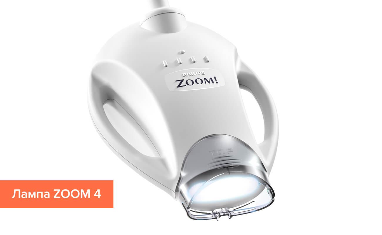 Фото лампы ZOOM 4