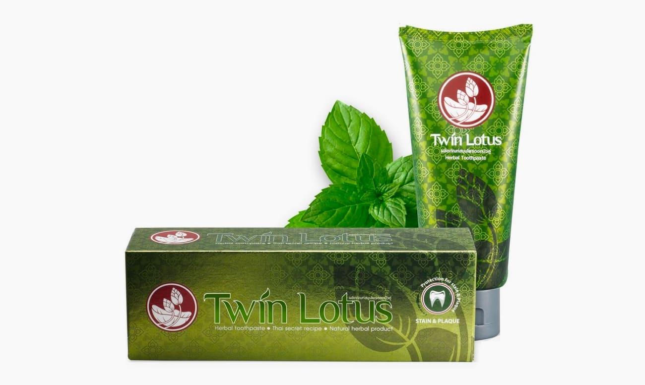 Фото Twin Lotus Recipe for STAIN & PLAQUE