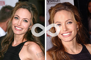 Красота Анджелины Джоли