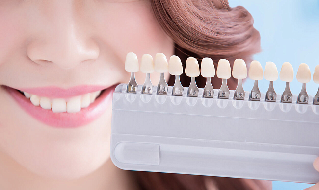 Холодное отбеливание зубов — белоснежно и безболезненно!