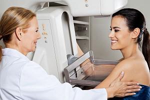 Рак груди как последствие пародонтита