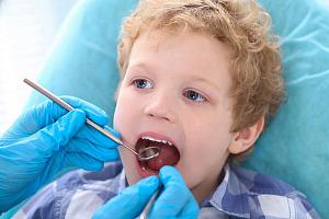 Удаление молочных зубов у детей происходит все чаще