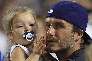 У дочери Дэвида и Виктории Бекхэм могут возникнуть проблемы с зубами
