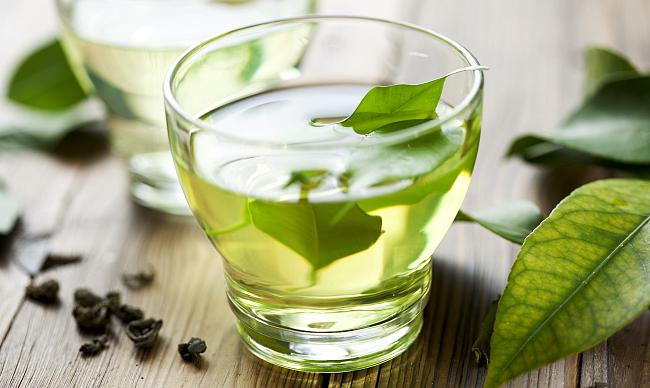 Зеленый чай вредит зубам