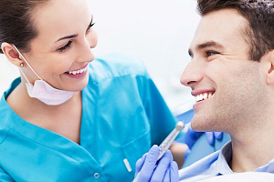 Первая женщина-дантист