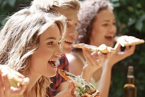 Плохие зубы и недоедание