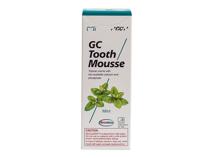 Мятный GC Tooth Mousse