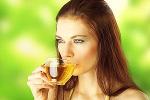 Пародонтит боится зеленого чая