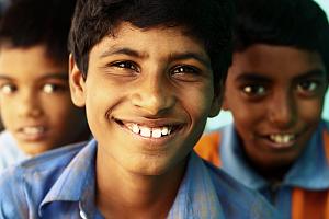 Самый зубастый в мире мальчик