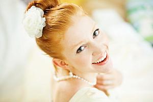 Главное для невесты – белоснежная улыбка